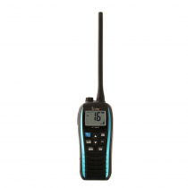 Icom IC-M25 EURO Floating Handheld VHF Radio Marine Blue