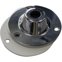 Pacific Aerials P9100 Stainless Steel Mounting Flange with Gasket