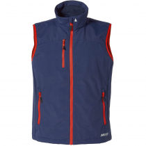 Musto Corsica BR1 Gilet Vest Navy/Contrast Size 2XL