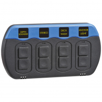 NARVA Marine Waterproof Switch Panel