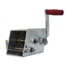 AL-KO 3-Speed Marine Trailer Winch with Cable 1200kg