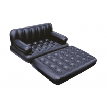 Bestway 75054 Double 5-in-1 Multi-Functional Couch