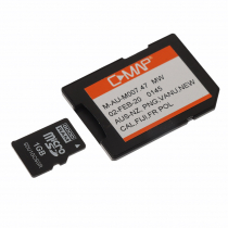 C-MAP MAX Mega Wide Chart Card NZ/AU/Papua New Guinea/Vanuatu/New Caledonia/Fiji and French Polynesia SD Card