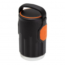 Aura LED Camping Lantern with Bluetooth Speaker and Power Bank