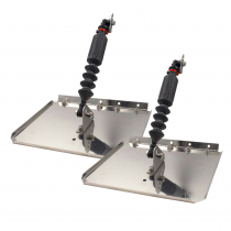 Nauticus Smart Tab Trim Tabs for 30-40HP 13-15ft Boats