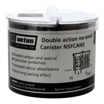 VETUS No-Smell Filter Canister for NSF/NSFS Filters