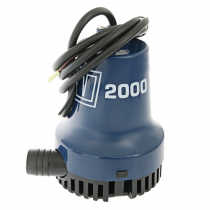 V-Quipment BLP122000 Waterproof Bilge Pump 7600L/hr 12v