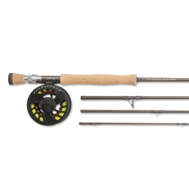 Orvis Encounter 908-4 Fly Combo 9ft 8wt 4pc WF8F
