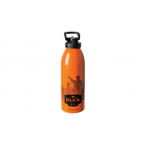 Buck Water Bottle - Orange