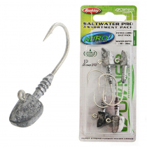 Berkley Nitro Saltwater Pro 5/0 Jig Head - 5/8oz and 1oz Qty 4