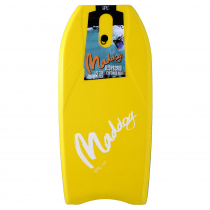 Maddog Epic Bodyboard 41in Yellow