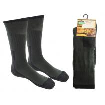 Ridgeline Mens Snug Fit Socks Size 2-5