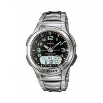 Casio AQ180WD-1B Sports Watch 100m