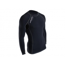 Aropec Mens Compression Long Sleeve Top M