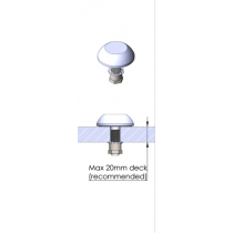 AC Antennas GPS Marine and Land Based GPS Antenna
