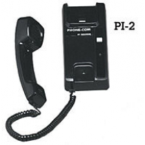 Newmar PI-2 Phone-Com Intercom Handset Black