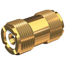 Shakespeare PL-258-G Gold-Plated Connector