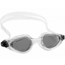 Cressi Right Anti-Fog Swimming Goggles Clear/Smoked Lenses