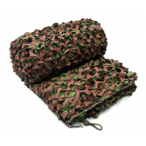 Outdoor Outfitters Game On Woodland Mesh Backing Camo Net 3x3m