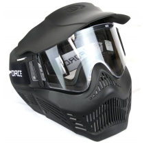 V-Force Armour Paintball Mask with Visor