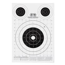 Outdoor Outfitters Cardboard Targets Large A3 10X Pack