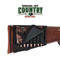 Allen Buttstock Rifle Shell Holder Mobu Country