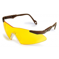 Allen Reaction Shooting Glasses Yellow Lens