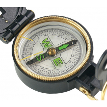 Allen Lensatic Compass with Luminous Dial