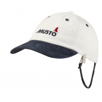 Musto Evolution Original Crew Cap Antique Sail White