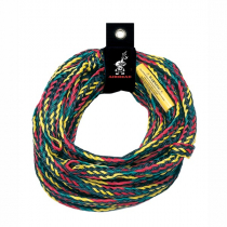 Airhead Deluxe 4-Rider Tube Tow Rope 60ft