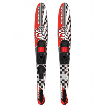 Airhead S-1400 Wide Body Combo Water Skis 166cm