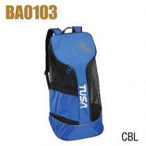 TUSA Mesh Backpack Cobalt Blue