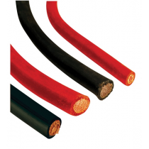 VETUS Battery Cable Red PVC Cover - Per Metre 6mm2