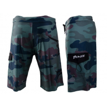Bonze Ultra Tech Board Shorts Camo 30in