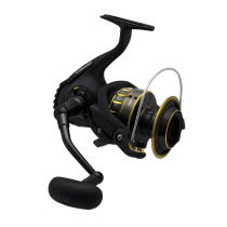 Daiwa BG16 6500 Spinning Reel and Saltist ST 802XH Stickbait Combo with Braid 8ft PE 8 150-300g 2pc