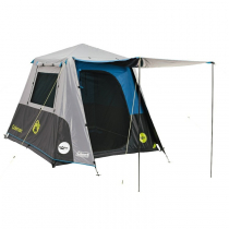 Coleman Instant Up Silver Dark Room 4P Tent