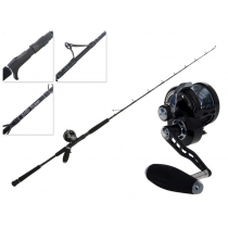 Maxel Transformer F70H and Jig Star Battle Royale Jigging Combo Med-Heavy 5ft 2in PE4-8 1pc