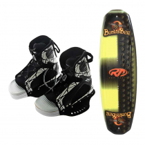 Ron Marks Bumble Bee Hi Flyer Premium Wakeboard Package