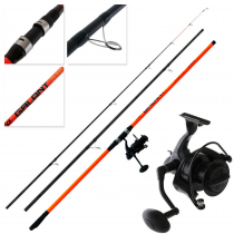 TiCA Scepter GTY10000 Galant 1463 Surfcasting Combo 14ft 9in 100-220g 3pc