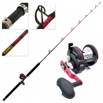 TiCA Toptec SWA10R Kilwell Jellytip OH Boat Combo 6ft 6in 8-10kg 1pc