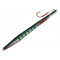 Kilwell Broken Arrow Jig 420g Green Mackerel