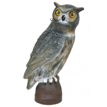 Flambeau Owl Decoy 17in Medium
