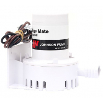Johnson Bilge Mate Submersible Bilge Pump 12V 400 GPH