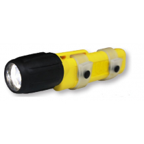 Underwater Kinetics Mini Q40 eLED Dive Torch with Mask Strap 250lm