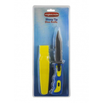 Anglers Mate Dive Knife with Sheath