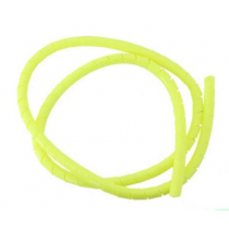 Protective Dive Spiral Hose Wrap Neon Yellow 1m