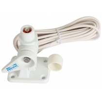 Pacific Aerials P6111 VHF 4-Way Antenna Deck Mount with 5m Cable