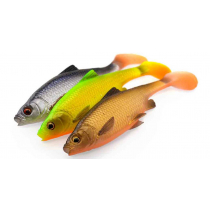 Savage Gear 3D LB Roach Swim N Jerk Soft Bait 7.5cm Qty 4