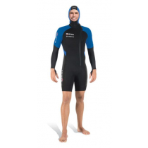 Mares Mens 2nd Skin Shorty Wetsuit 1.5mm