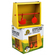 Fun Target Airgun Spinner Targets Pellet Catcher